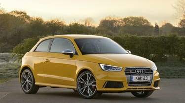 With a 2.0-litre turbocharged engine the S1 sprints from 0-60mph in just 5.8 seconds.