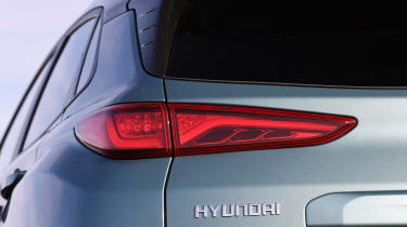 Hyundai Kona Electric - rearlights