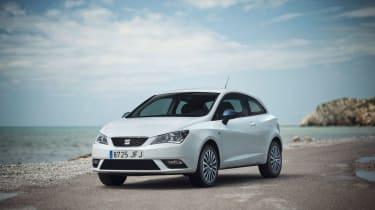 SEAT Ibiza 2015 facelift - 3 door