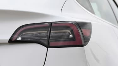 Tesla Model 3 - brake light