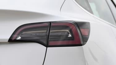 Tesla Model 3 - brake light