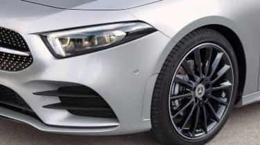 Mercedes A-Class Saloon - front detail