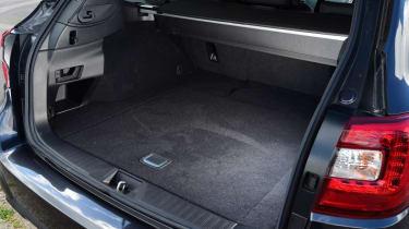 Used Subaru Outback - boot