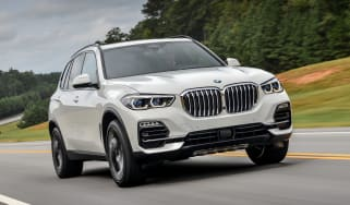 BMW X5 - Front Motion