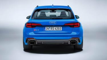 Audi RS4 Avant - full rear