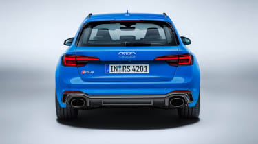 Audi RS4 Avant - full rear