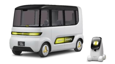 Daihatsu IcoIco - front