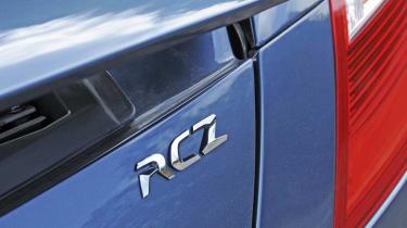 Peugeot RCZ GT THP 156