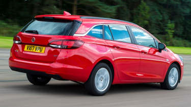 Vauxhall Astra Sports Tourer - rear