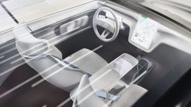 Volvo Concept Recharge - cabin