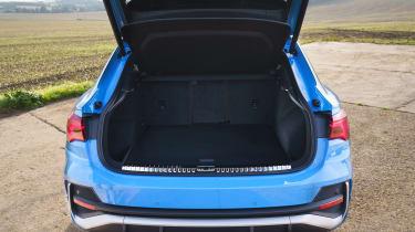 Audi Q3 Sportback - boot