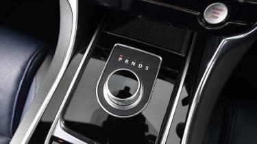 Jaguar XE long-termer - gear selector