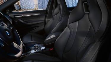 BMW X2 M Mesh Edition - cabin