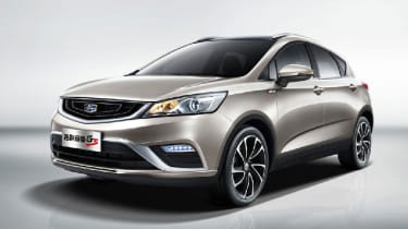 Emgrand GS front 2