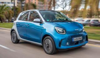 Smart EQ ForFour - front