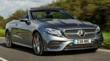 Mercedes E-Class Cabriolet - best used convertibles