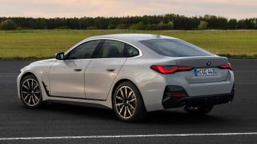 BMW 4 Series Gran Coupe - rear static