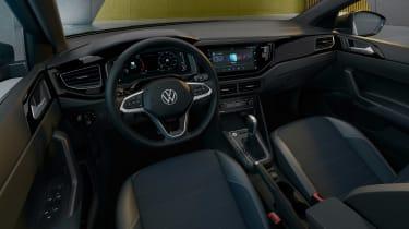 Volkswagen Nivus - dash