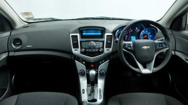 Used Chevrolet Cruze interior