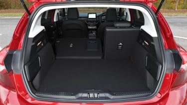 Ford Focus Vignale - boot