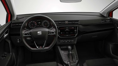 New SEAT Ibiza 2017 - FR interior
