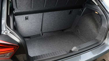 New SEAT Ibiza - boot