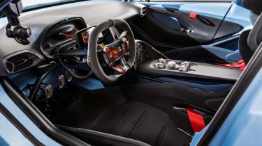 Hyundai RN30 Concept - interior