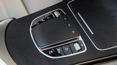 Mercedes GLC F-Cell - centre console