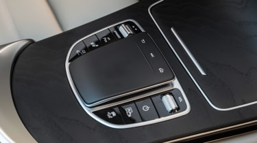 Mercedes GLC F-Cell - centre console