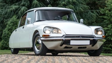Cool cars: the top 10 coolest cars - Citroen DS