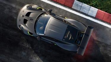 Porsche 911 GT2 RS Clubsport 25 - above
