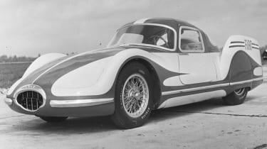 Fiat Turbina - front