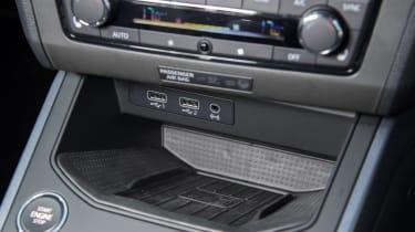 SEAT Arona controls