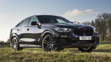 BMW X6 M50