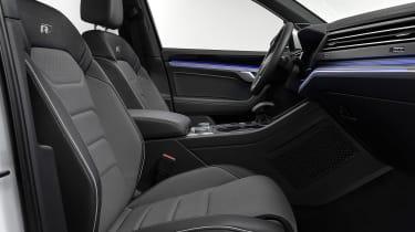 Volkswagen Touareg R-Line - front seats