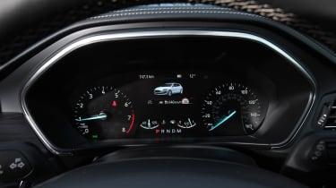 Ford Focus Vignale - instruments