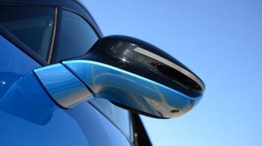 BMW i8 UK mirror