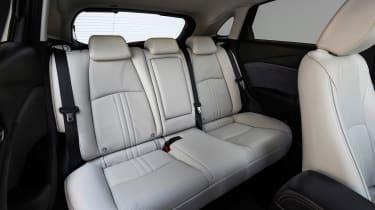 Mazda CX-3 - rear seats