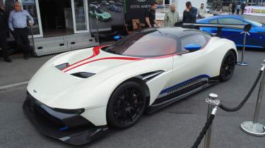 Coventry Motofest 2016 - Aston Vulcan front quarter