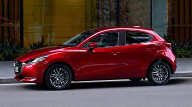 Mazda 2 2020 - rear