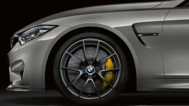 BMW M3 CS - front detail
