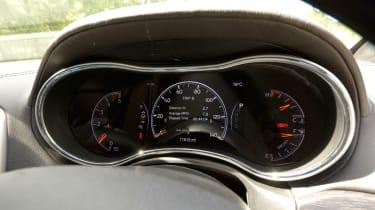 Jeep Grand Cherokee speedometer