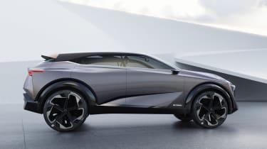 Nissan IMQ concept - side