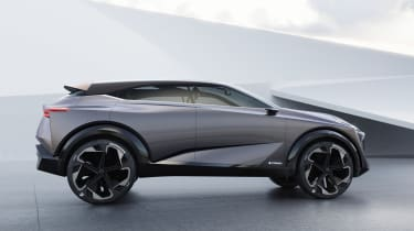 Nissan IMQ concept - side