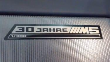 BMW M5 30 Jahre ride Sam Naylor
