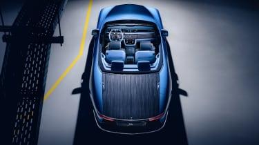 Rolls-Royce Boat Tail - interior