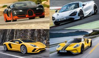 worlds fastest cars - header