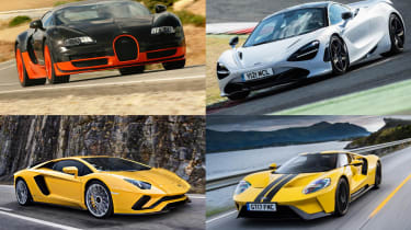 worlds fastest cars - header
