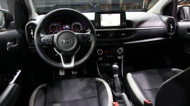Kia Picanto 2017 - interior