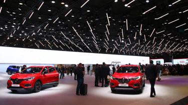 Renault - Paris stand